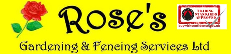 Rose's Gardening & Fencing Services